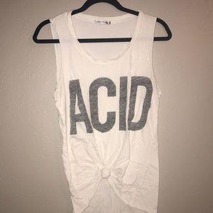Tops - Acid Tank